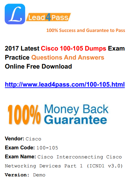 Cisco - Page 2 of 4 - Sure Lead4pass - Most Updated Dump