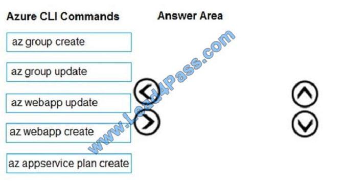 lead4pass az-203 exam question q11
