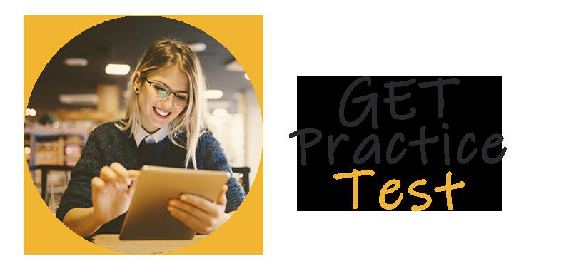 get practice test